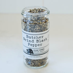 Black Pepper, Butcher Grind