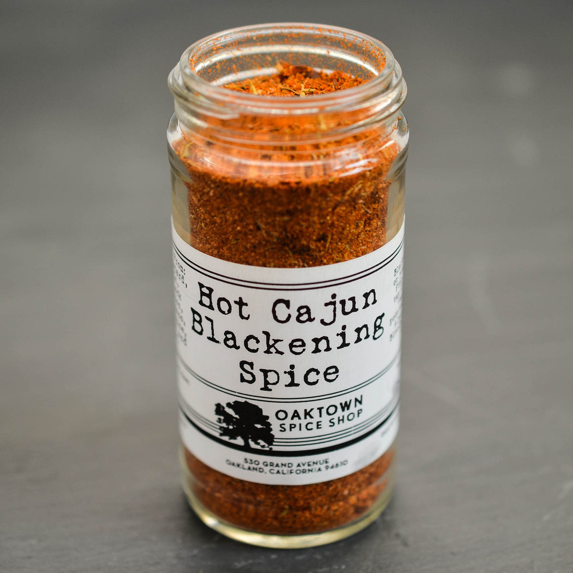 Hot Cajun Blackening Seasoning