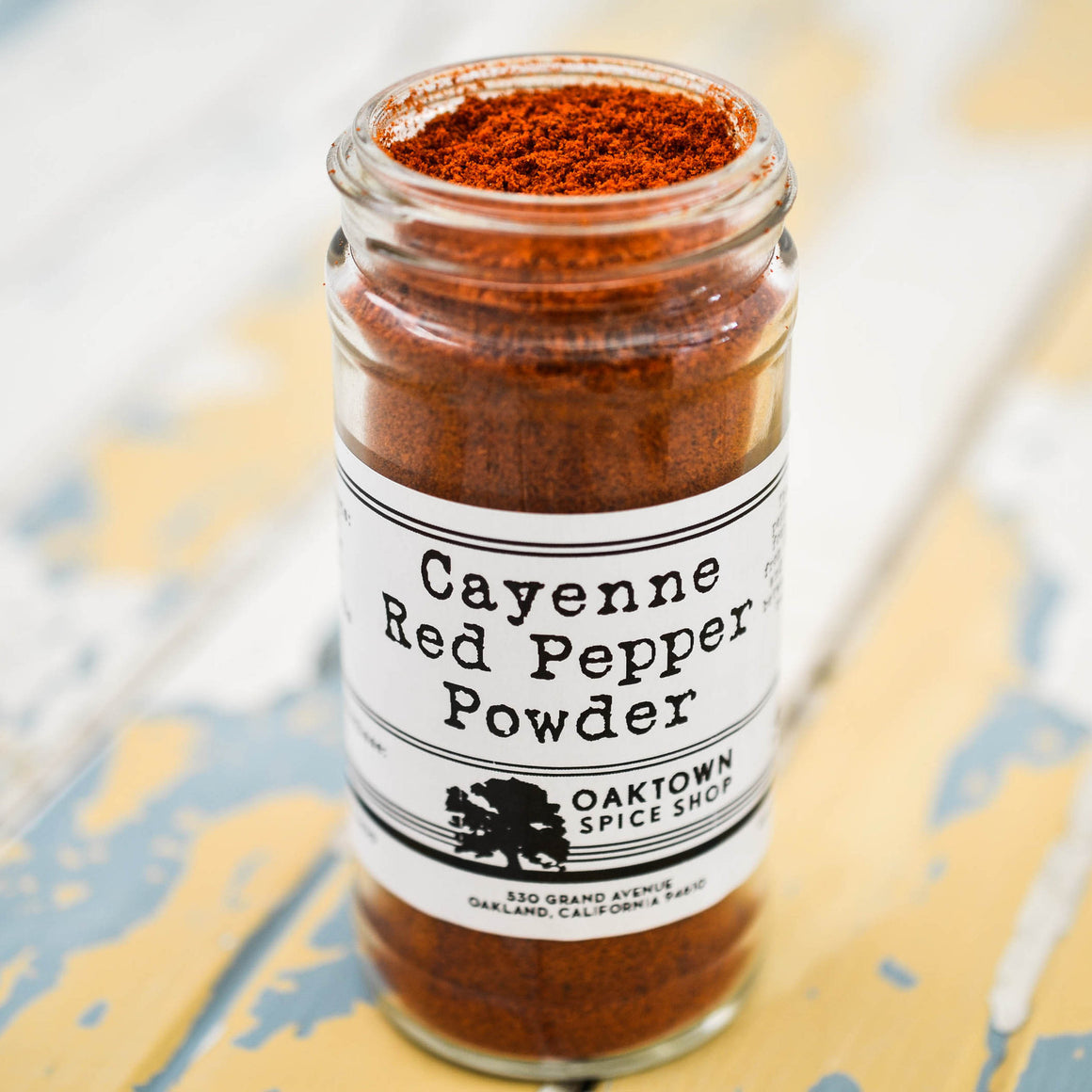 Cayenne Red Pepper Powder