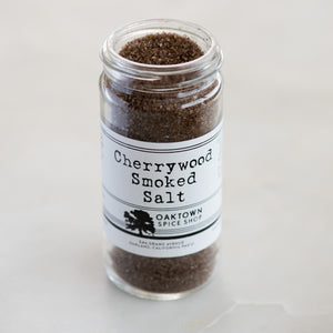 Cherrywood Smoked Salt