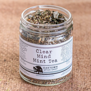 Clear Mind Mint Tea