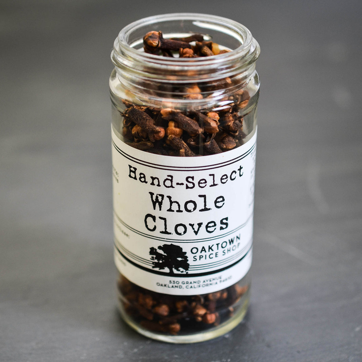 Cloves, Hand-Select