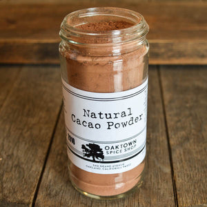 Cocoa Powder, Natural (Organic)