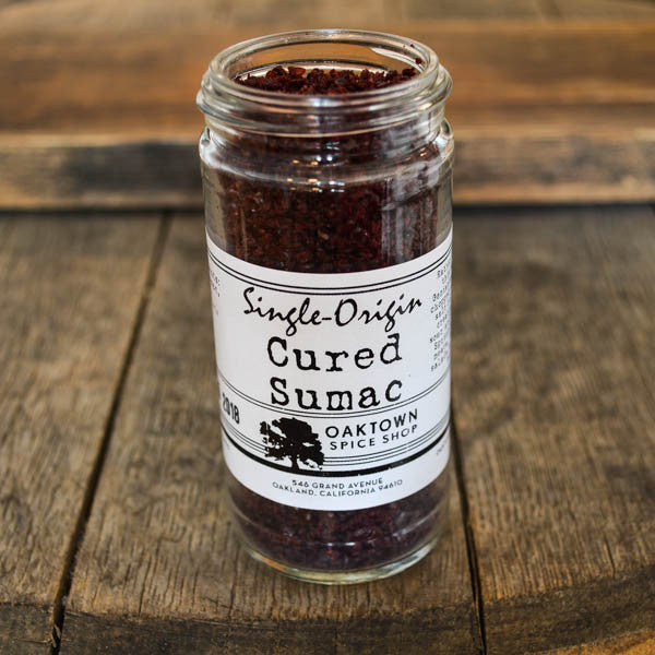 Single-Origin Cured Sumac