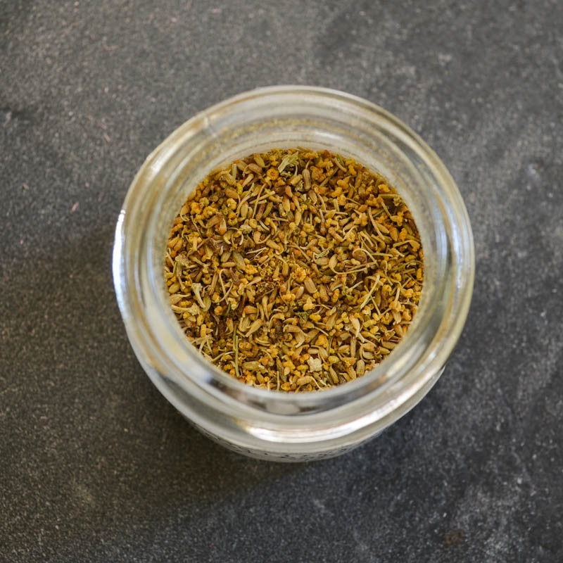Fennel Pollen, 1/4 oz jar