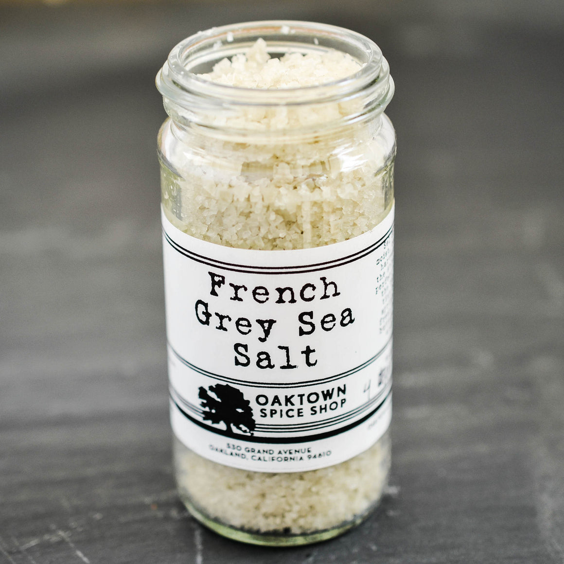 French Grey Sea Salt (Sel Gris)