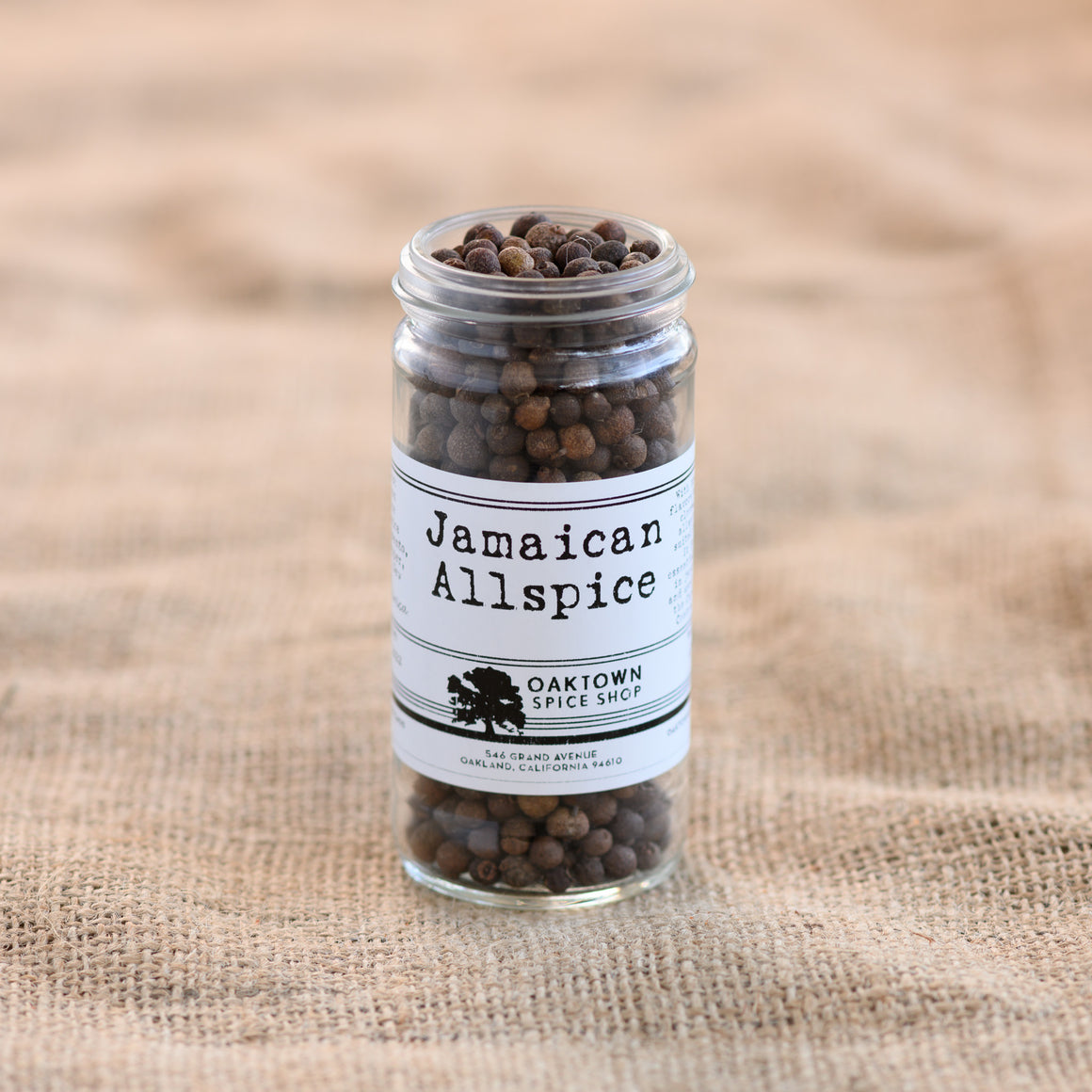 Allspice, Whole Jamaican