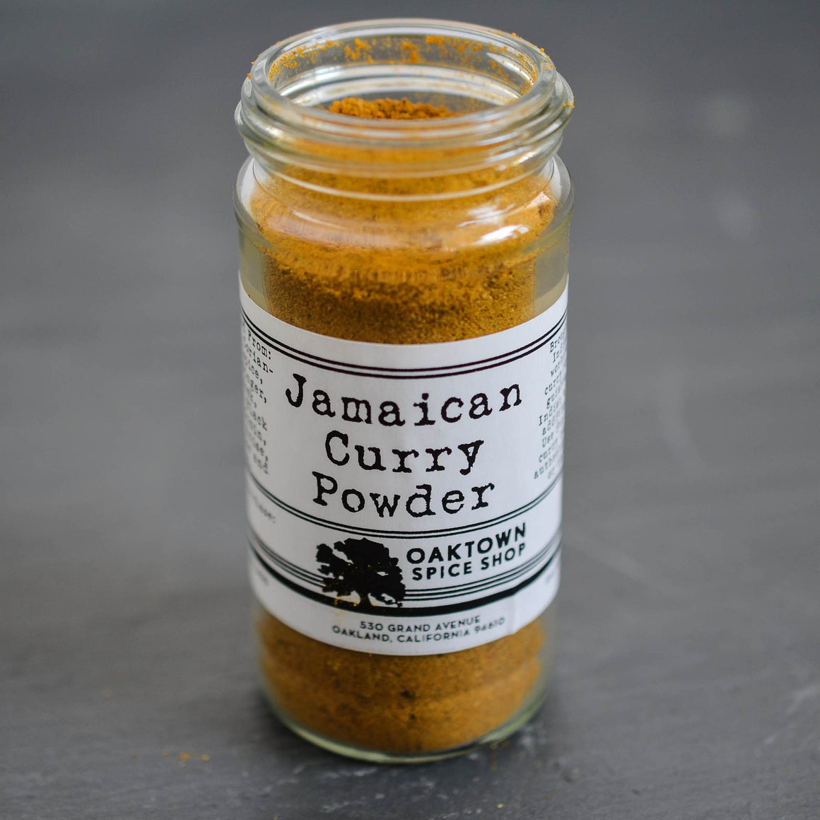 Curry Powder, Jamaican