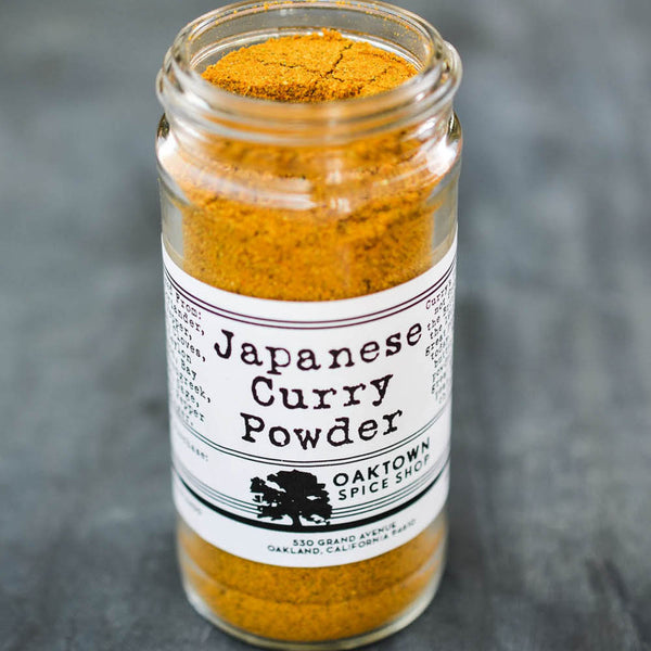 Curry Powder, Japanese
