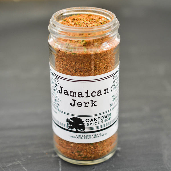 Jamaican Jerk Seasoning