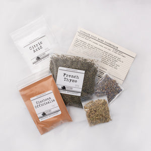 Lavender Tonic Water Kit