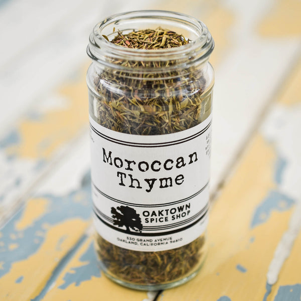 Thyme, Moroccan