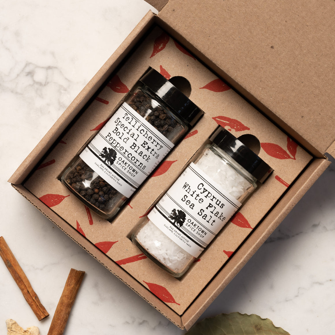 Salt and Pepper Duo Gift Box