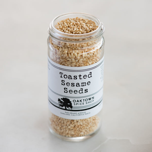 Sesame Seeds, Toasted