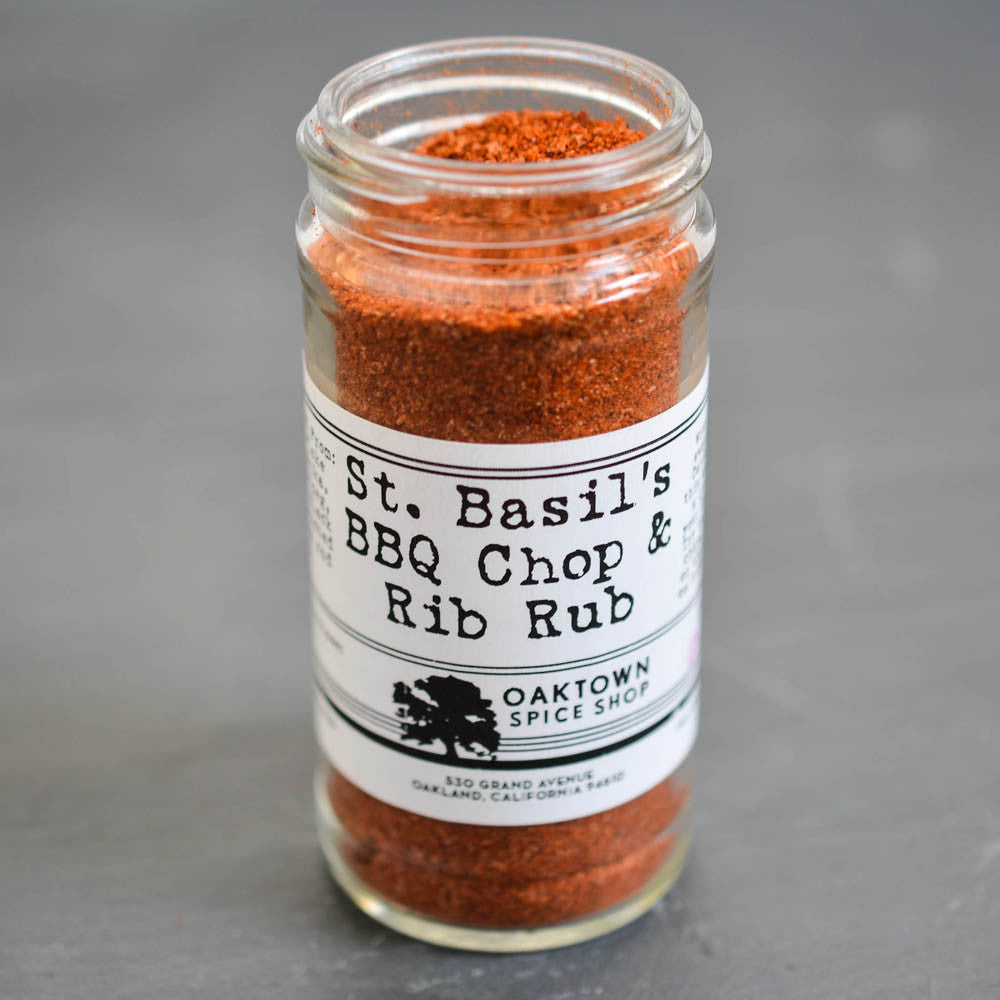 St. Basil's BBQ Chop and Rib Rub