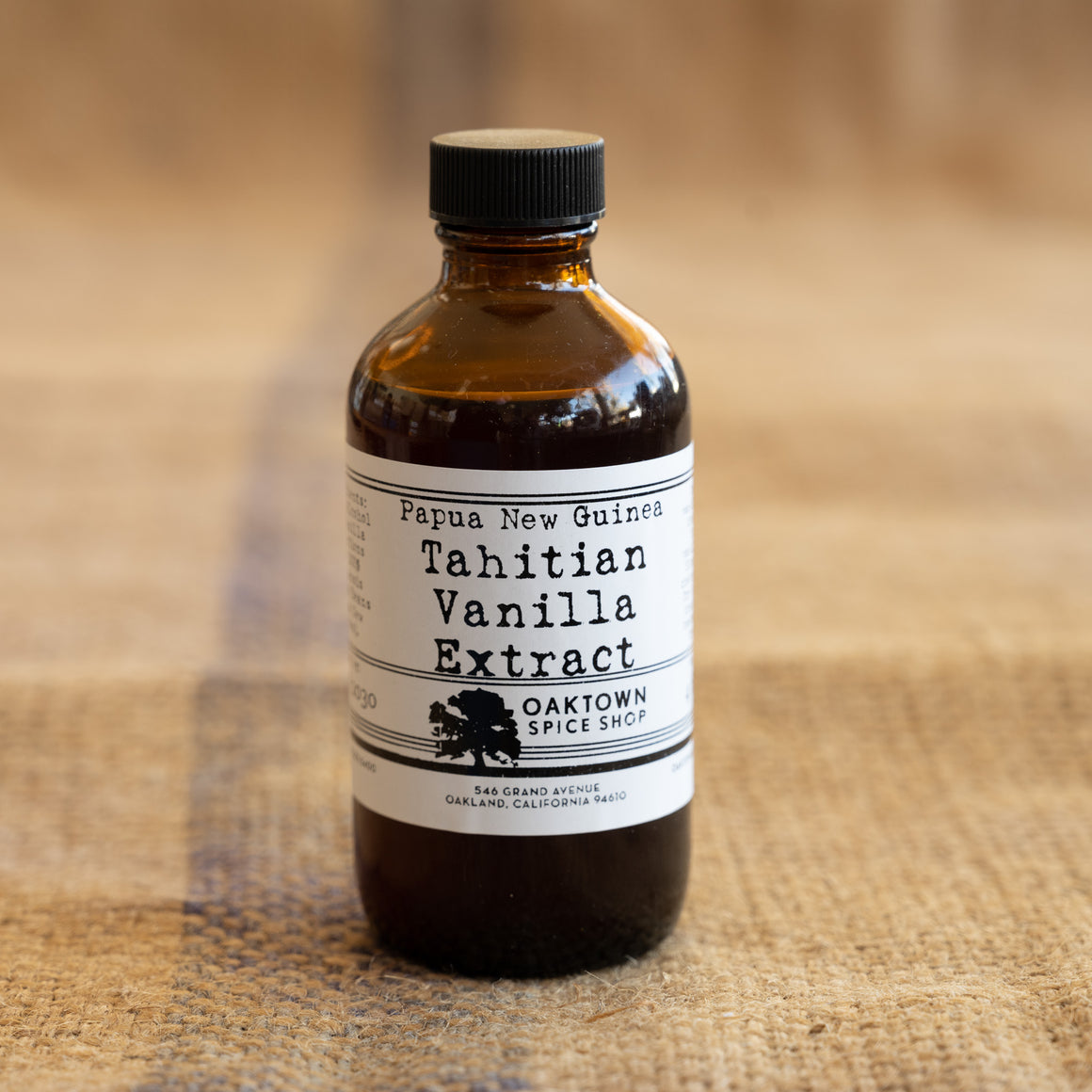 Tahitian Vanilla Extract (Pickup Only)