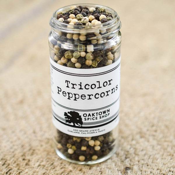 Tricolor Peppercorns