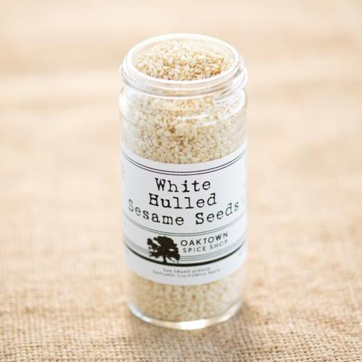 Sesame Seeds, White