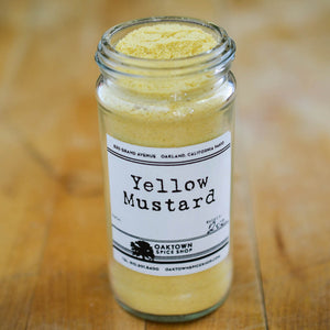 Mustard Powder, Yellow