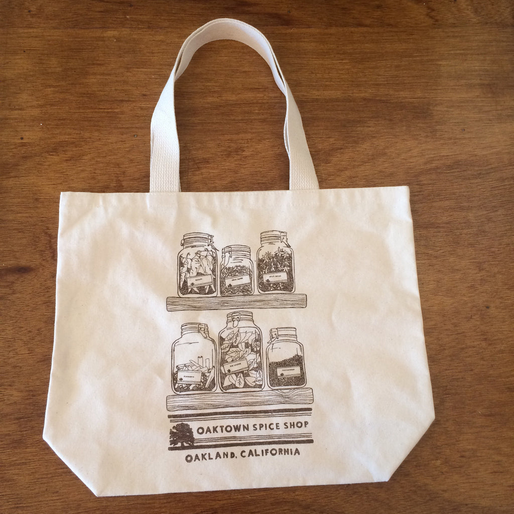Oaktown Tote Bag