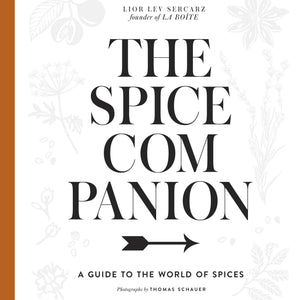 The Spice Companion (Pickup Only)