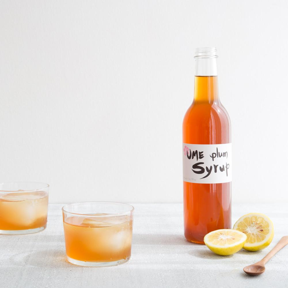 Yumé Boshi Ume Plum Syrup (Pickup Only)