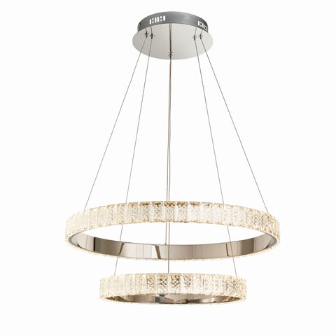 Endon Collection 78701 Celeste 2lt Pendant