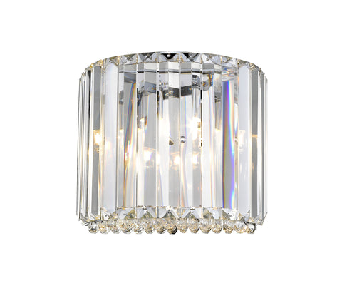 FLS0014 Asia Crystal Wall Light
