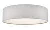Dar Lighting CIE5015 Cierro 4lt Flush Ivory
