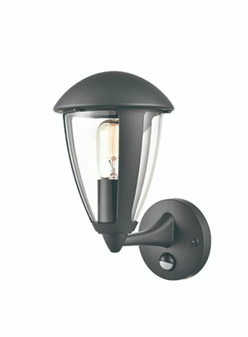 FLF3729-2 Mystique PIR Exterior Wall Lights IP44 Rated Cast Aluminium