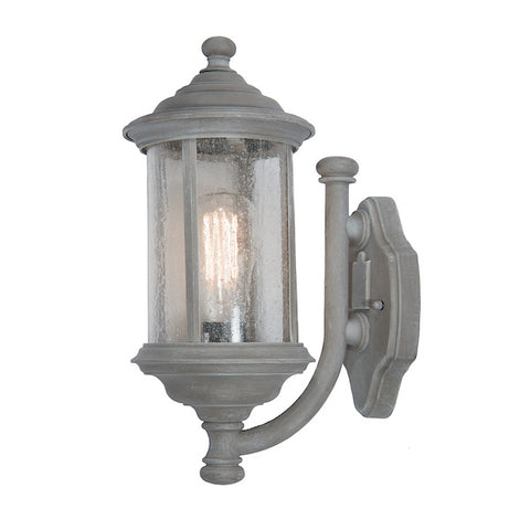 FLDA059 with Lantern Old Iron IP43