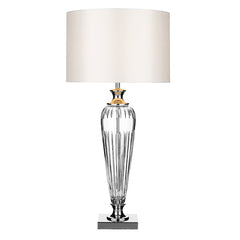 FLDA191 Table Lamp Crystal complete with Shade