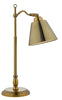 FLDA229-TL Harley Task Lamp Antique Brass