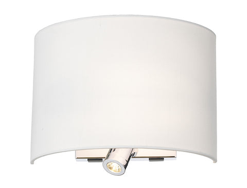 FLDA546 Wall Lamp Polished Chrome