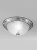 FLF0040 355mm Circular Flush Satin Nickel