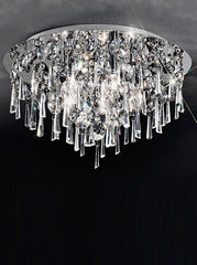 FLF0048-5 Bathroom - Chandeliers