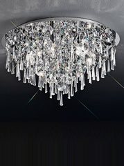 FLF0048-6 Bathroom - Chandeliers