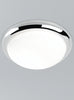 FLF0063-L 420mm Circular Flush Chrome