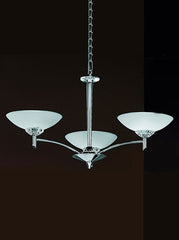 FLF0210-3C Semi Flush Ceiling - Modern, Multi-Arm Modern Ceiling