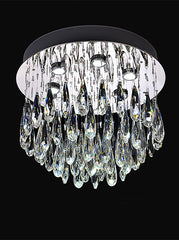 FLF1567-6D Ceiling Statement Pieces, Crystal Ceiling Chandeliers