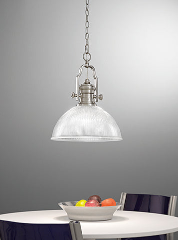 FLF1803-SS Bonnie Pendant Satin Nickel