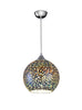 FLF1829-200 Eleanor 200mm Pendant Chrome