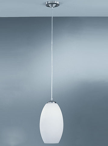 FLF1870 Annie Clear Cable Pendant Suspension Satin Nickel