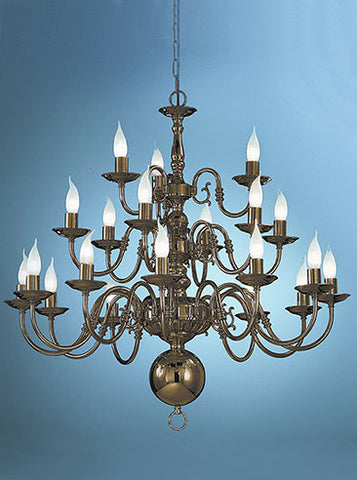 FLF2011-21B Heidi 21Lt Fitting Bronze