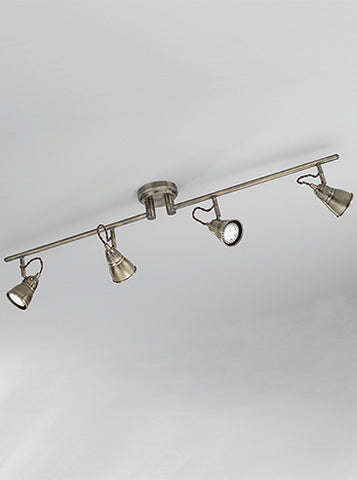 FLF2226-4B Amelie 4 Light Spot Bronze