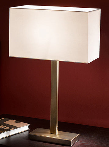 FLF2278 Table Lamp Bronze