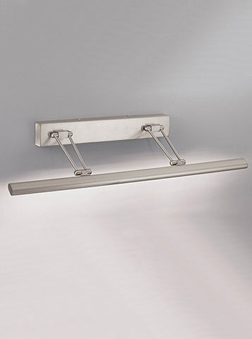 FLF2386-2 Picture Light 630mm Satin Nickel