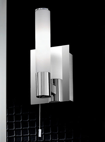 FLF2403 Bathroom Wall Light IP44 Chrome