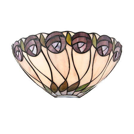 FLIN0098-WL Elisa 1lt Tiffany Wall Light