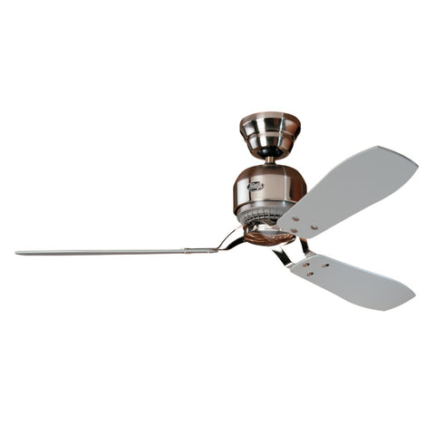 HT-24542 - Industrie II - 132cm Fan - Brushed Chrome